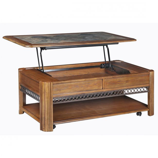 Picture of Madison Rectangular Lift-Top Cocktail Table