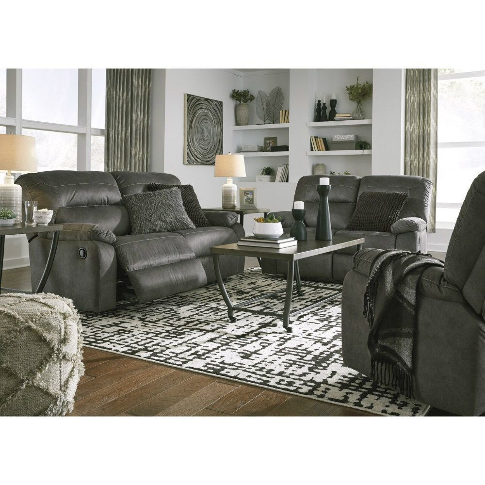 Baca Reclining Collection - Slate