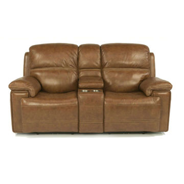 Fenwick Power Console Loveseat
