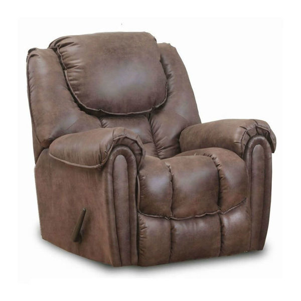 Picture of Wilton Mocha Rocking Recliner