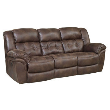 Washington Espresso Reclining Sofa