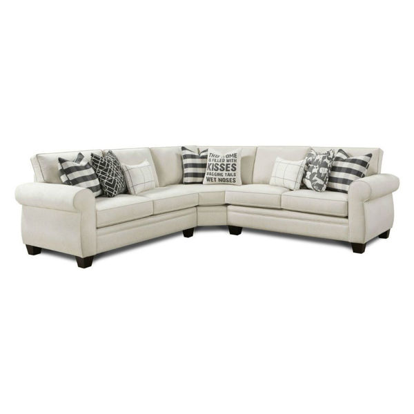 Ethan 3-Piece Sectional