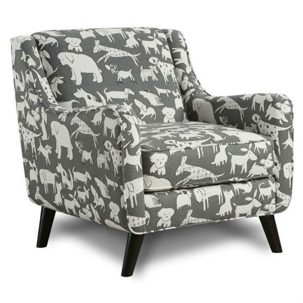 Ethan Accent Chair - Dog