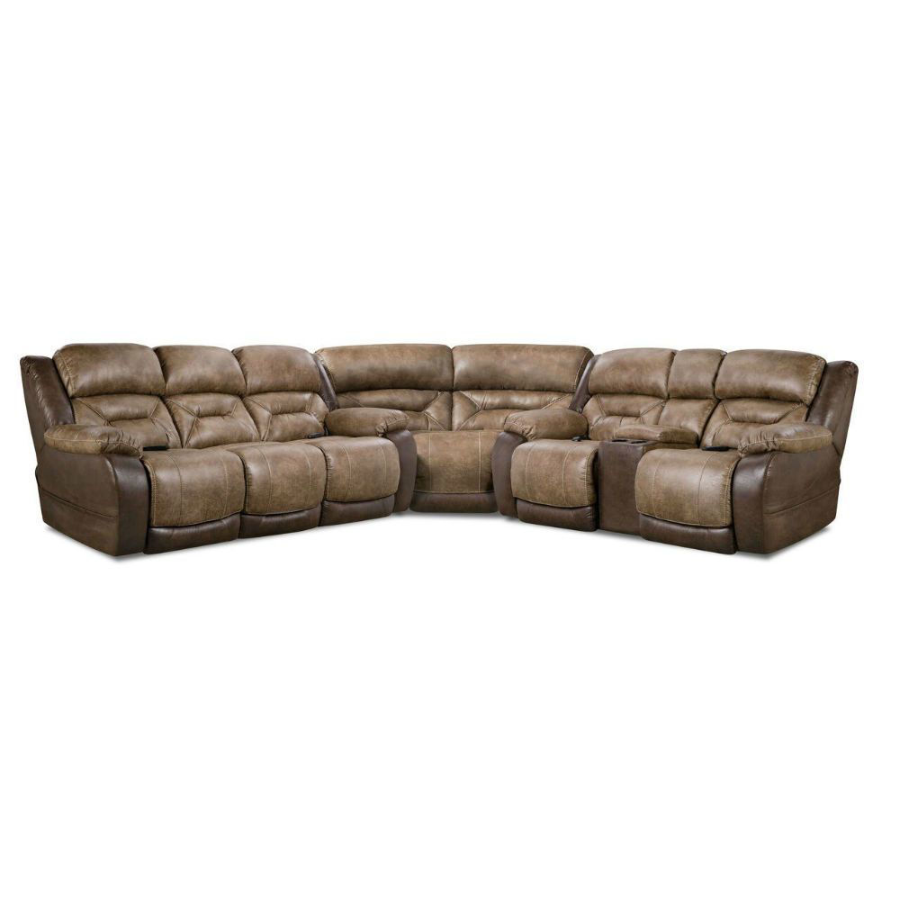 Gallop 3-Piece Power Reclining Sectional