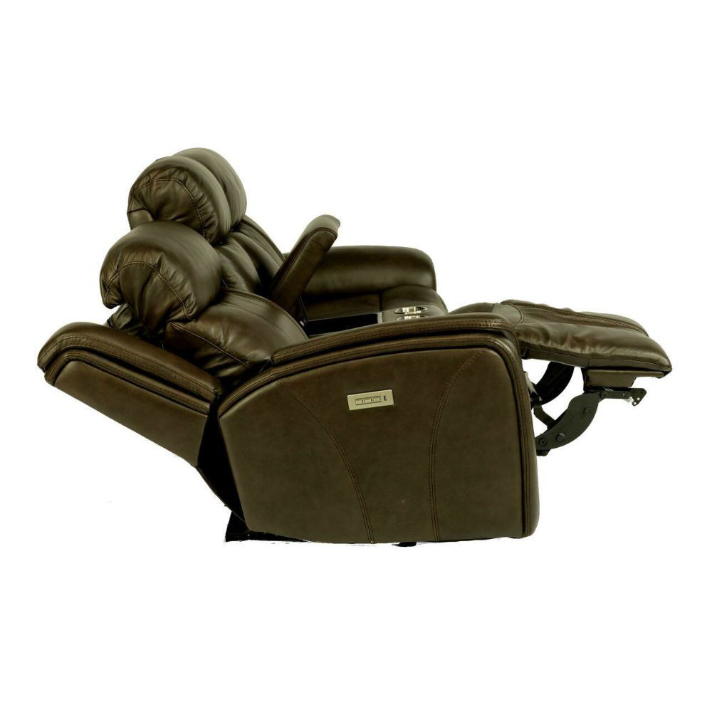 Prince Power Console Reclining Loveseat - Side Recline