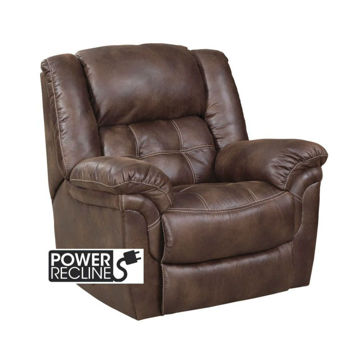 Washington Espresso Power Rocker Recliner