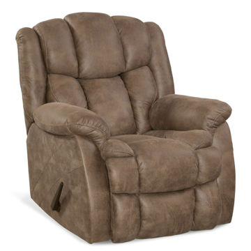 Corit Recliner - Sandy Brown