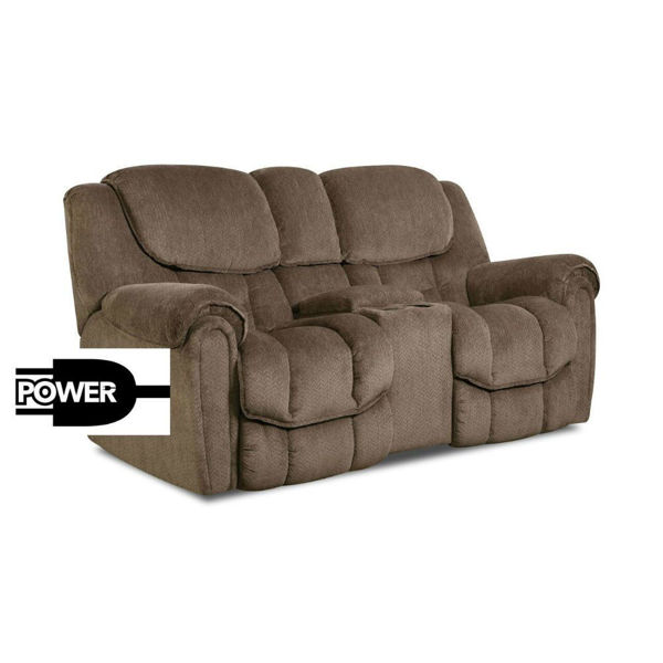 Shiprock Power Reclining Loveseat