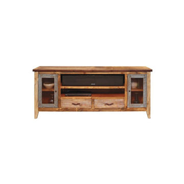 "Sunset Color 76"" TV Stand"