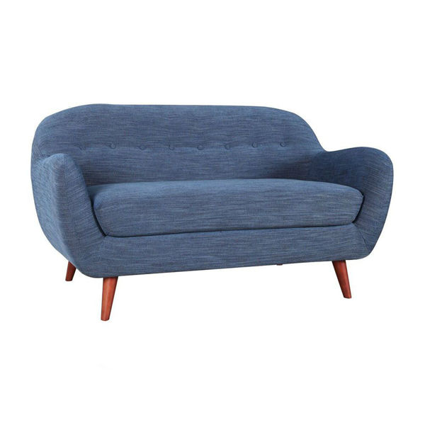 Picture of Reno Loveseat - Blue