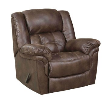 Washington Espresso Rocking Recliner