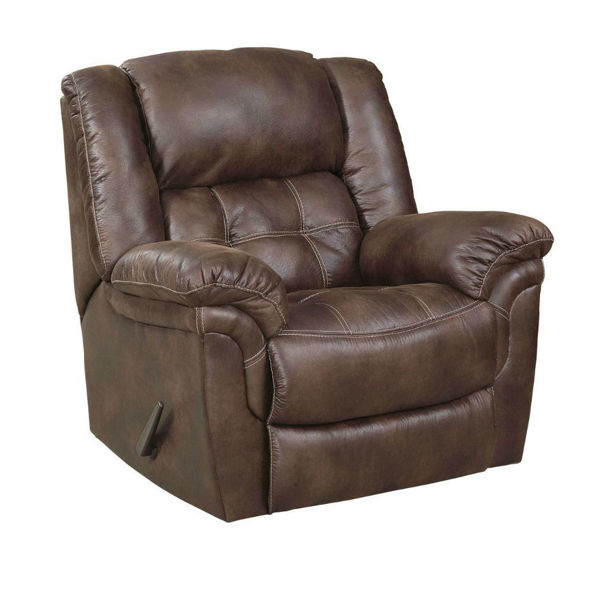Picture of Washington Espresso Rocking Recliner