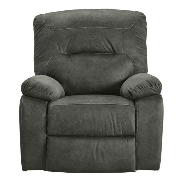 Picture of Baca Rocking Recliner - Slate