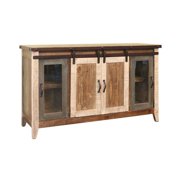 """60"""" Painted Barn Console"""