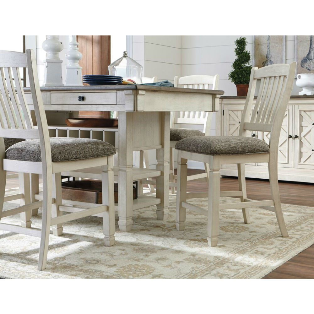 Olympia 5-Piece Dining Set - Lifestyle
