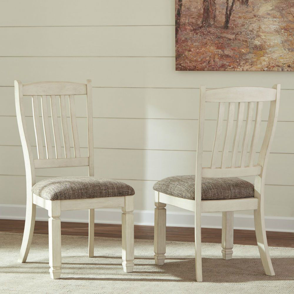 Olympia Side Chair - Lifestyle Pair