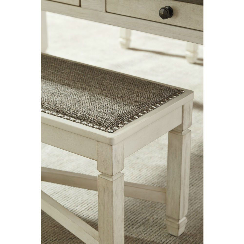 Olympia Dining Bench - Mood