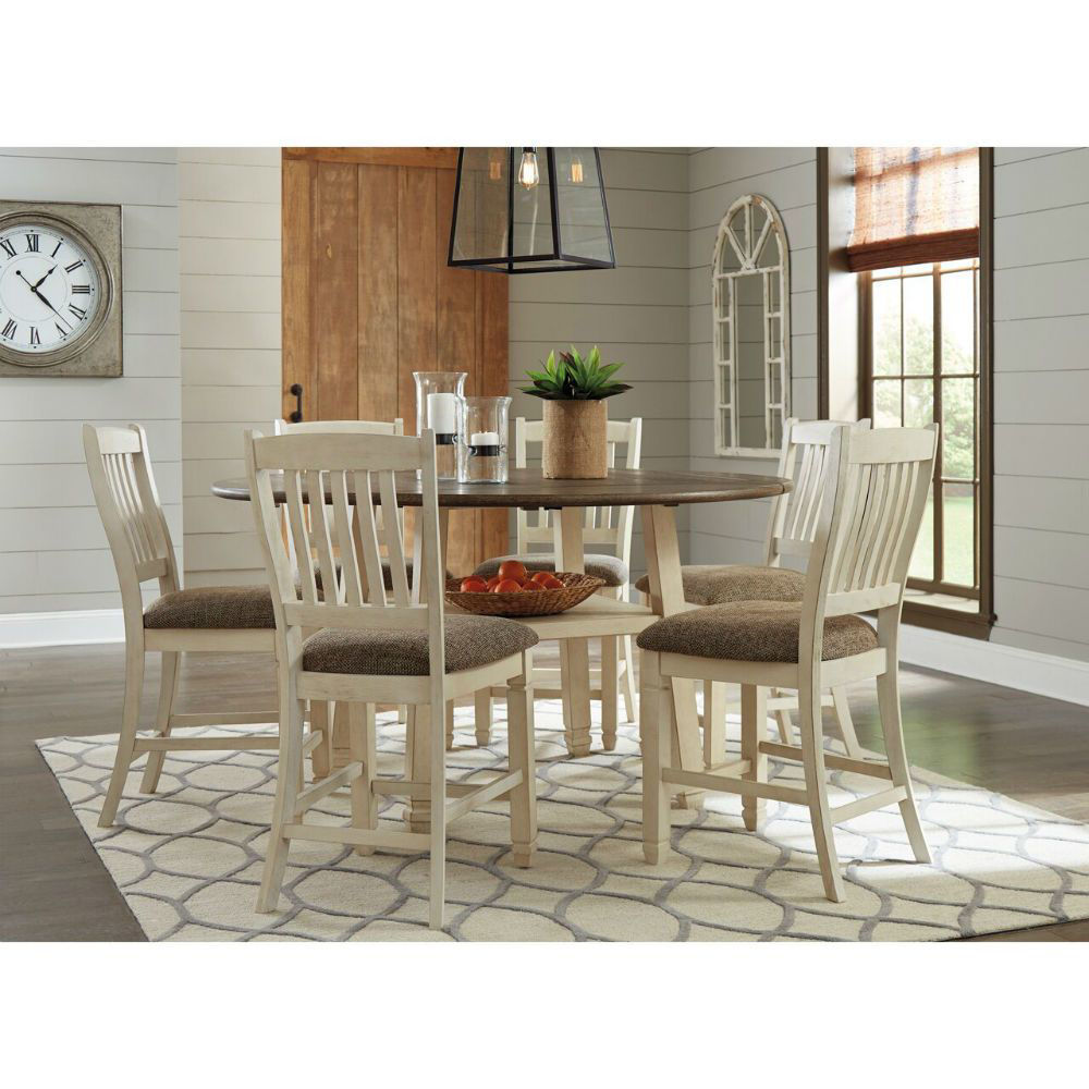 Olympia 5-Piece Drop-Leaf Dining Set - Lifestyle