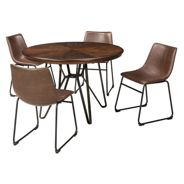 Cantiar 4-Piece Dining Set