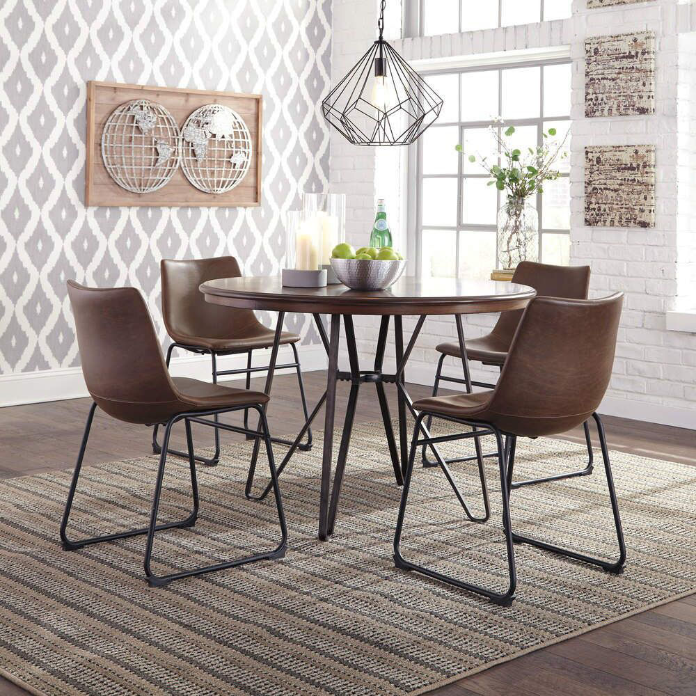 Cantiar 4-Piece Dining Set - Lifestyle