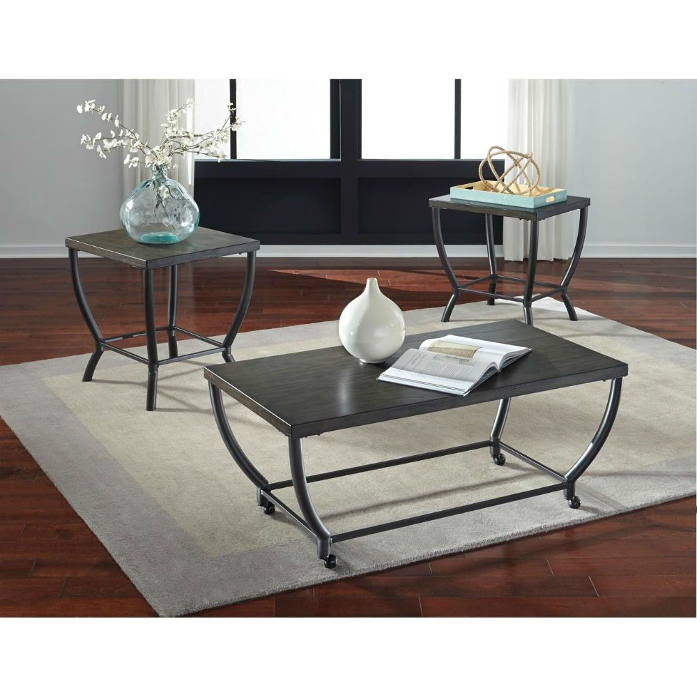 Camryn 3-Piece Occasional Tables - Lifestyle