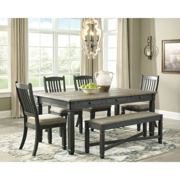 Roma 6-Piece Dining Set