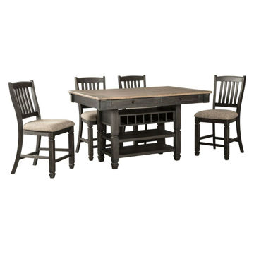 Roma 5-Piece Gathering Set
