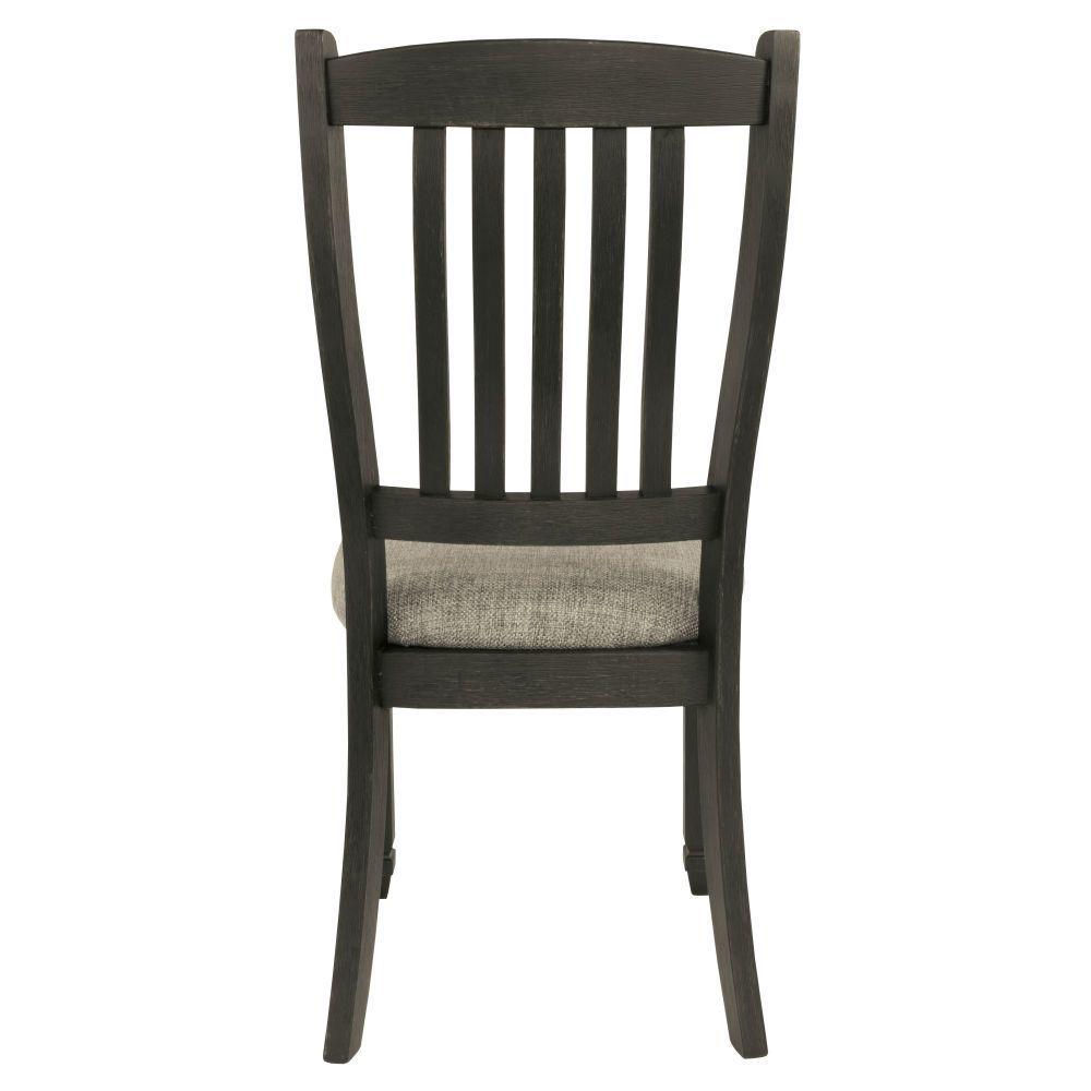 Roma Side Chair - Rear