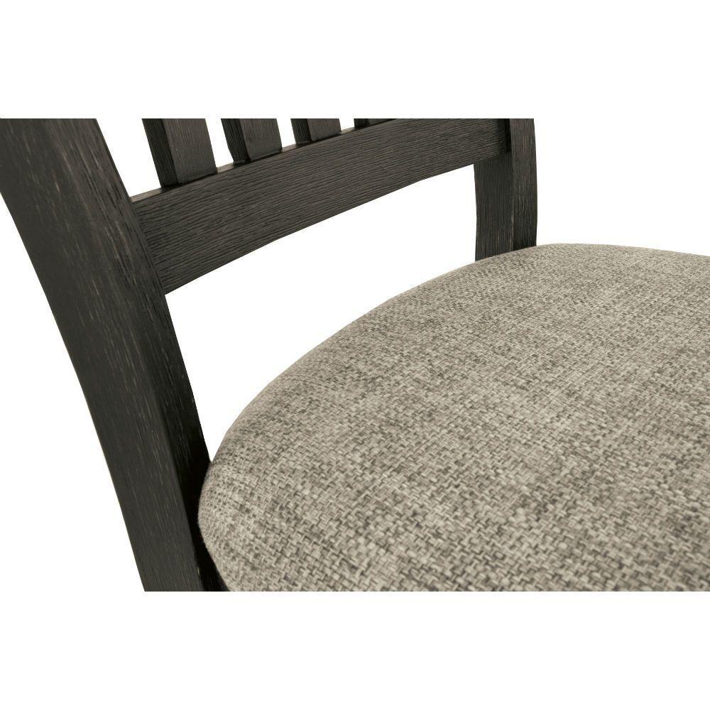 Roma Side Chair - Cushion Detail