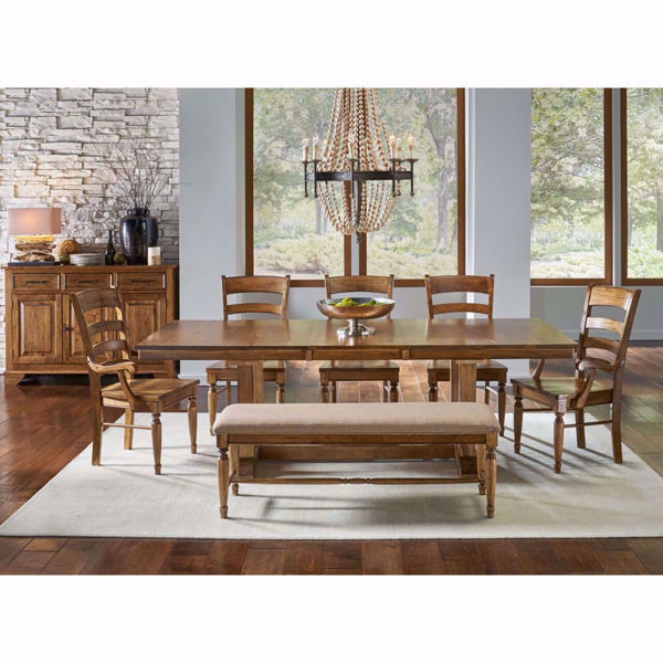 Bennett Trestle Table - Additional Items Sold Separately