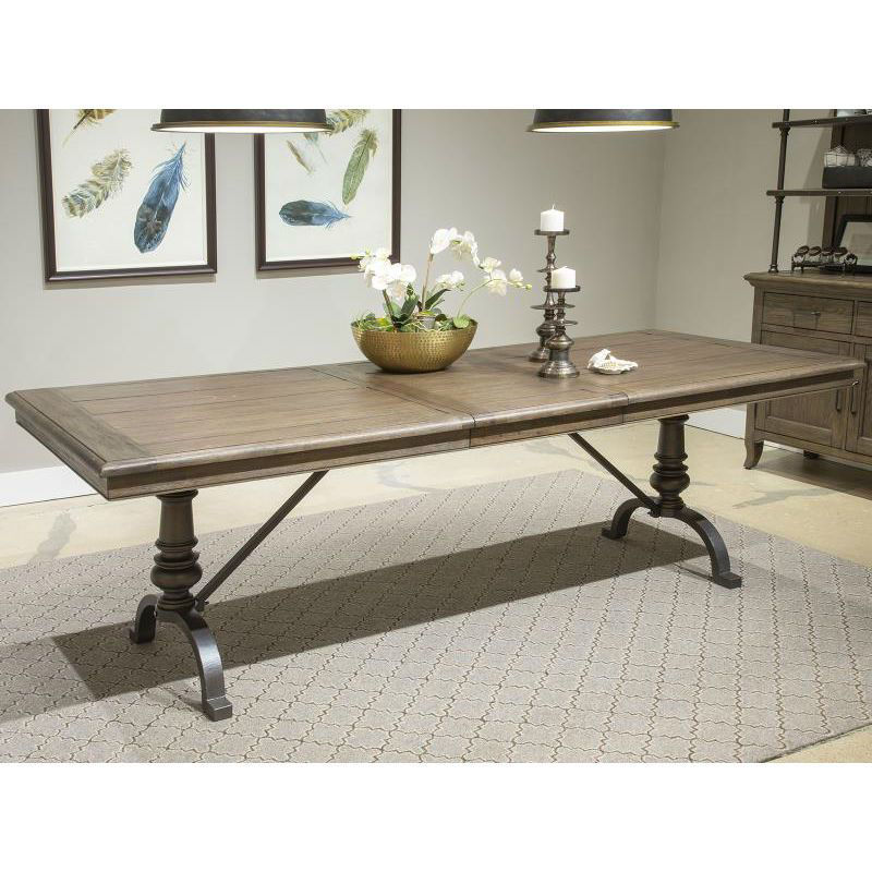 Roxbury Manor Dining Table - Lifestyle