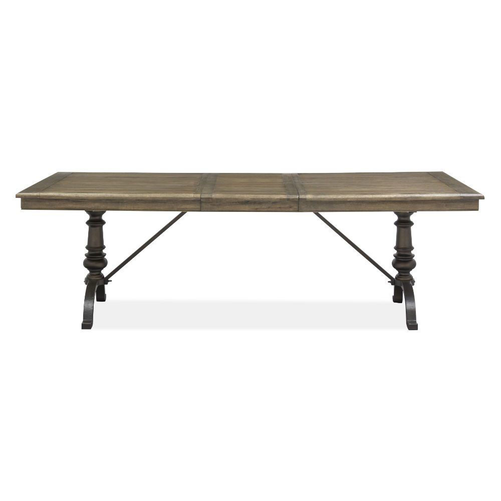 Roxbury Manor Dining Table - Front Extended