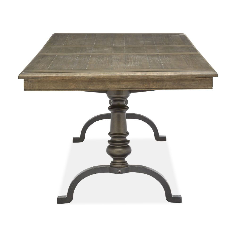Roxbury Manor Dining Table - Side Extended