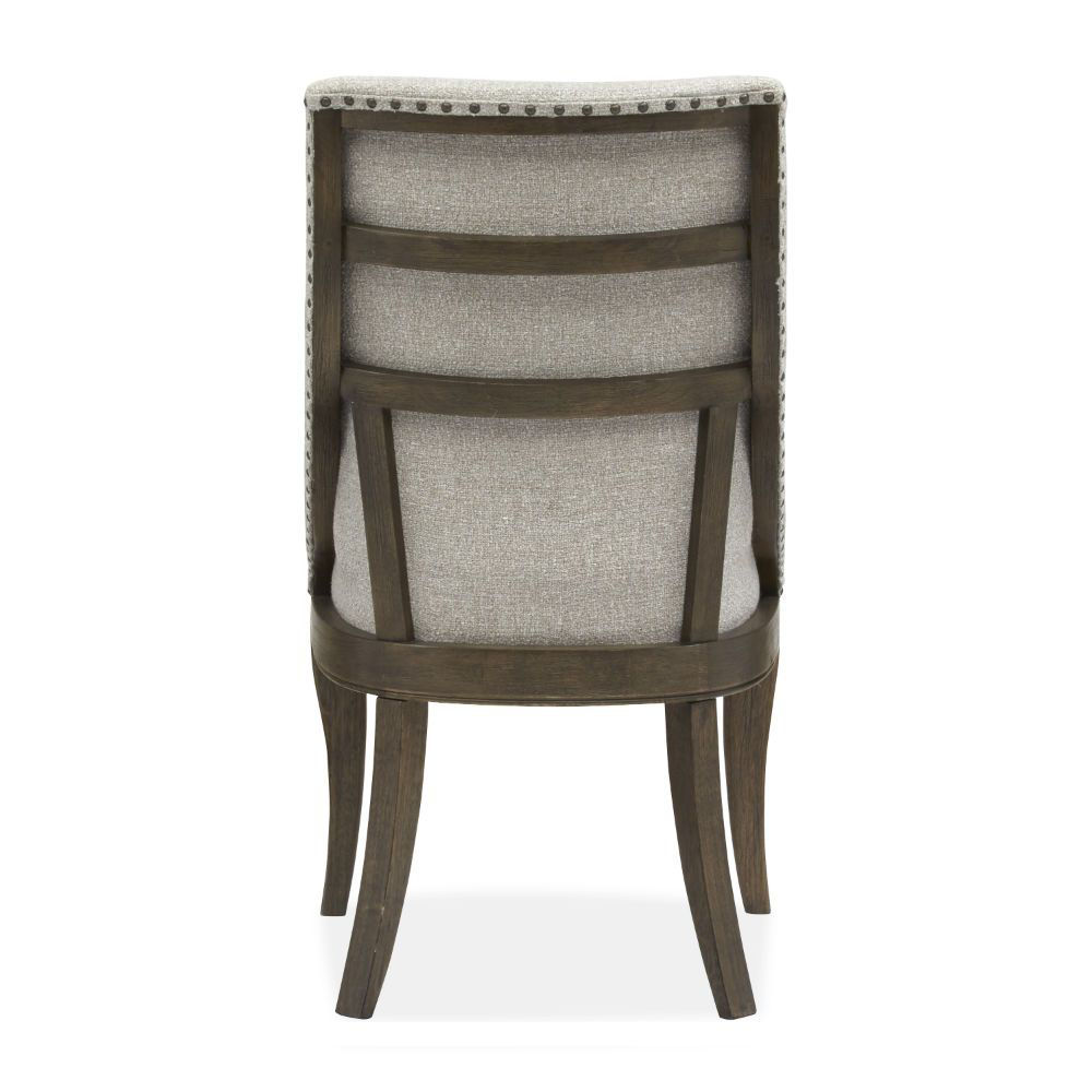 Roxbury Manor Upholstered Side Chair - Rear