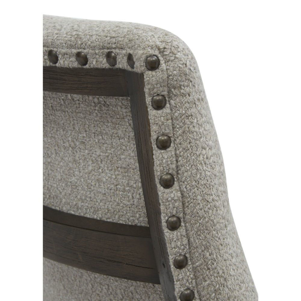 Roxbury Manor Upholstered Side Chair - Rear Detail