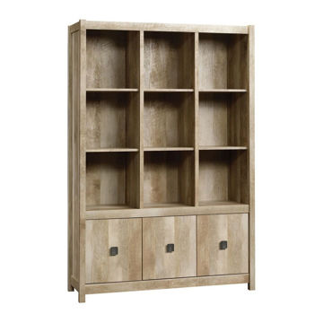 Cannery Bridge Storage Wall - Lintel Oak