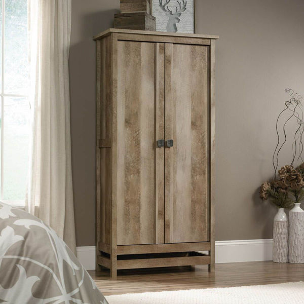 Cannery Bridge Storage Cabinet - Lintel Oak