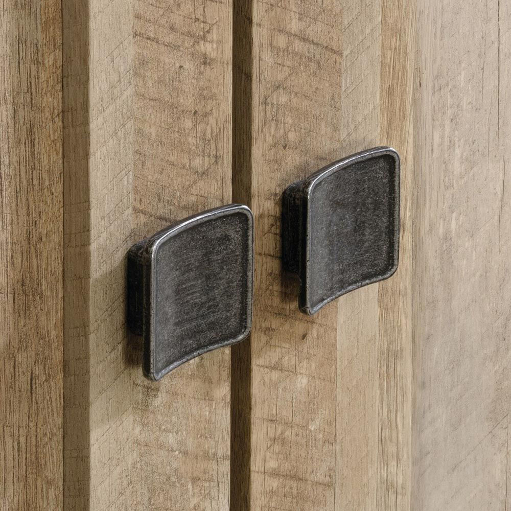 Cannery Bridge Storage Cabinet - Lintel Oak - Knobs