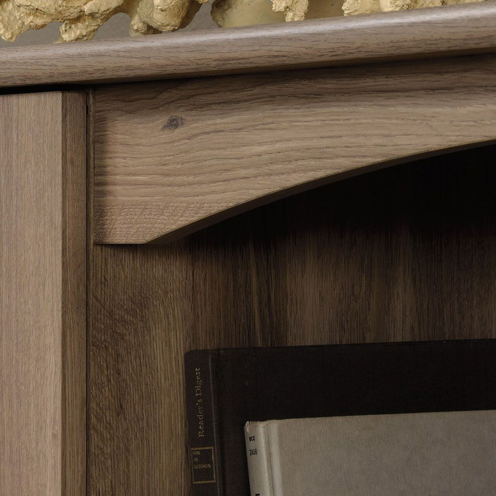 Harbor View Hutch - Salt Oak - Texture