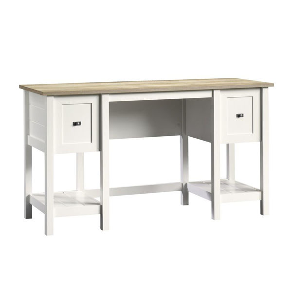 Cottage Road Desk - Soft White