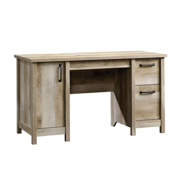 Cannery Bridge Computer Desk - Lintel Oak