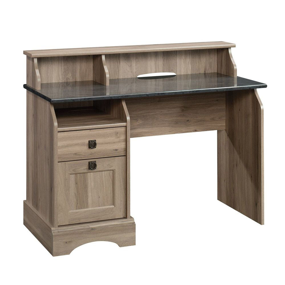 Graham Hill Desk - Salt Oak