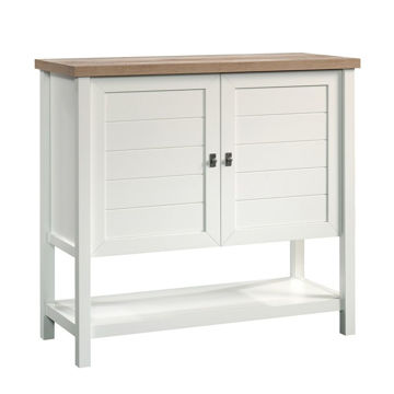 Cottage Road Storage Cabinet - Soft White