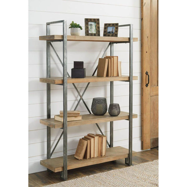 "Picture of Structure 70"" Bookcase"