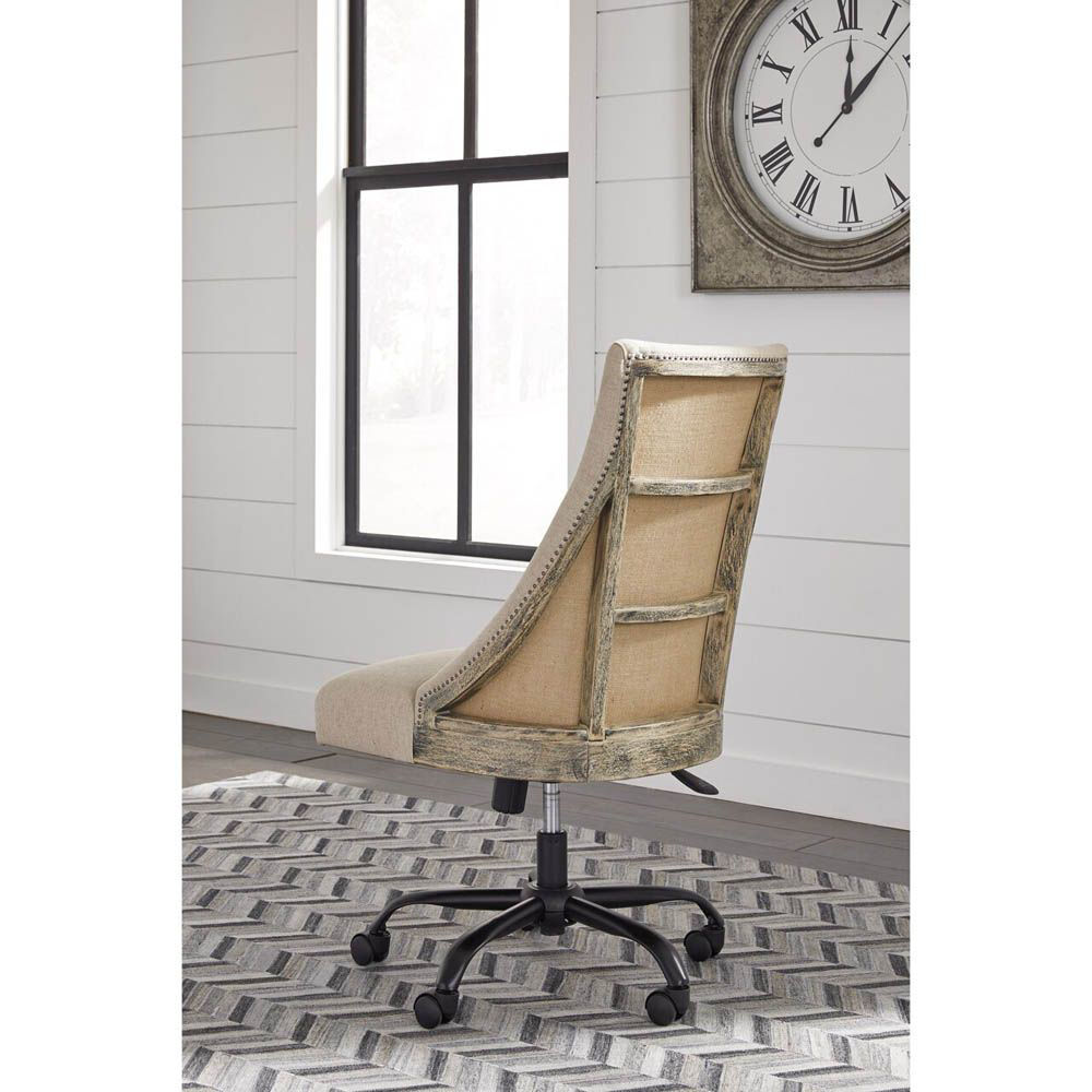 Olympia Home Office Chair - Lifestyle - Backside View