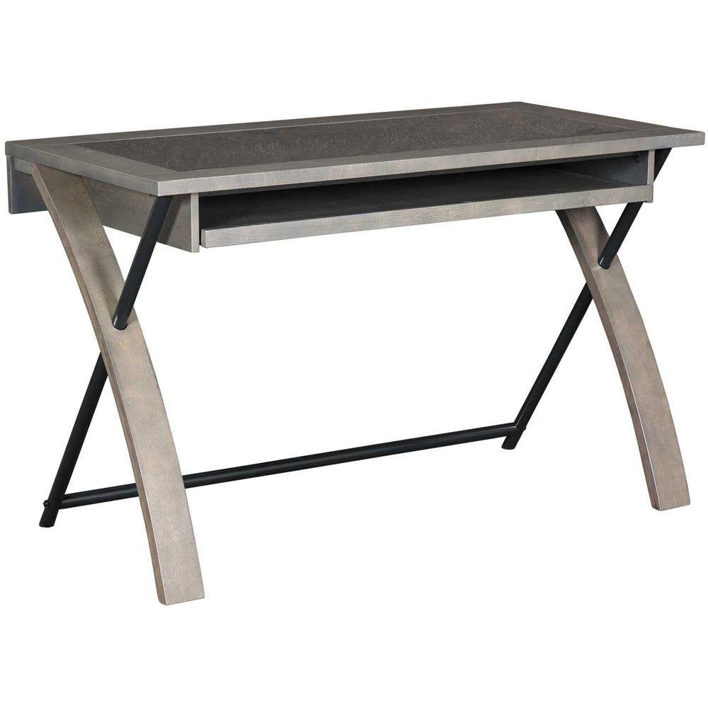 Apollo Gray Computer Desk
