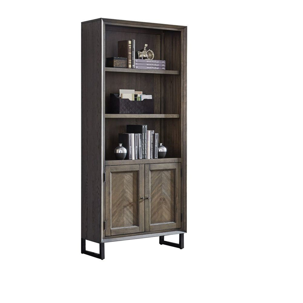 Soho Door Bookcase - Fossil