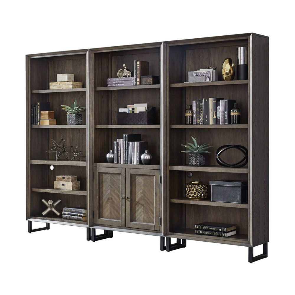 Soho Door Bookcase - Fossil - Each Bookshelf And Door Bookshelf Sold Separately