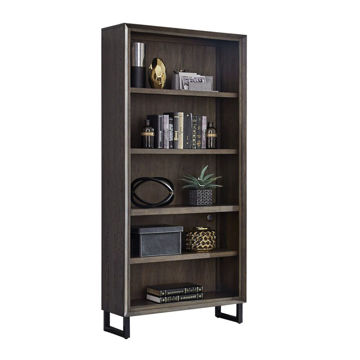 Soho Open Bookcase - Fossil
