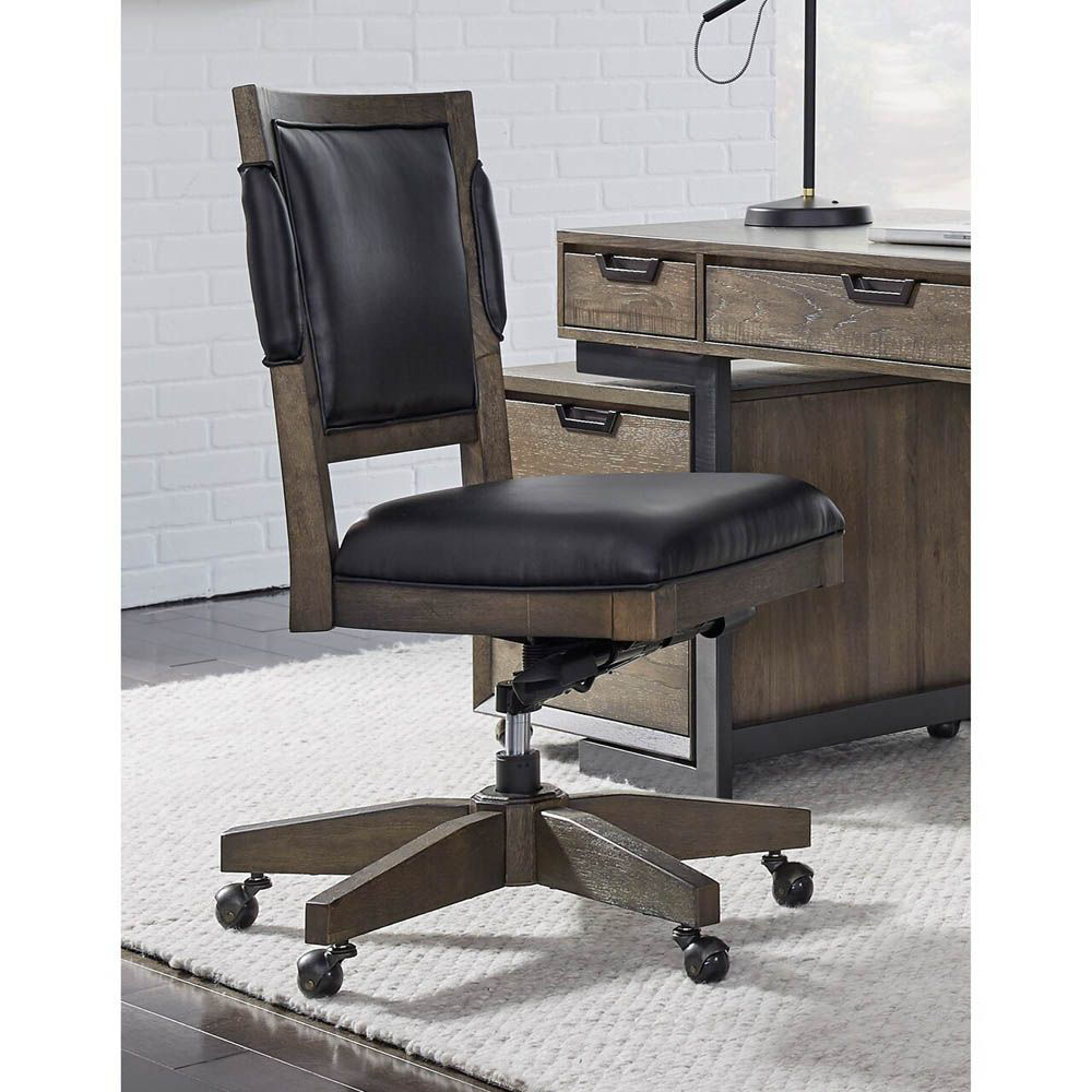 Soho Office Chair - Fossil - Lifestyle